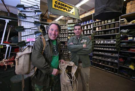 Army-Surplus Surplus Army Store London.