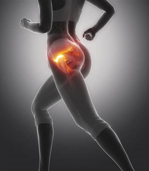 swollen hip flexor muscles injury and diseases