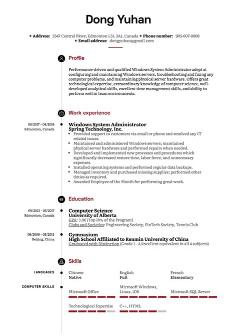 system administrator resume doc india how to fix a disorganized