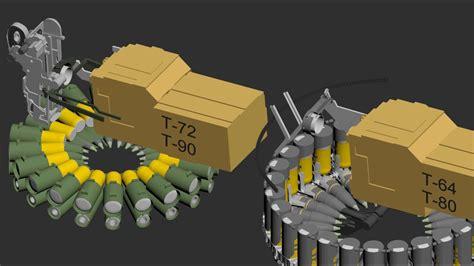 Ammunition T-64 Ammunition Loadout.