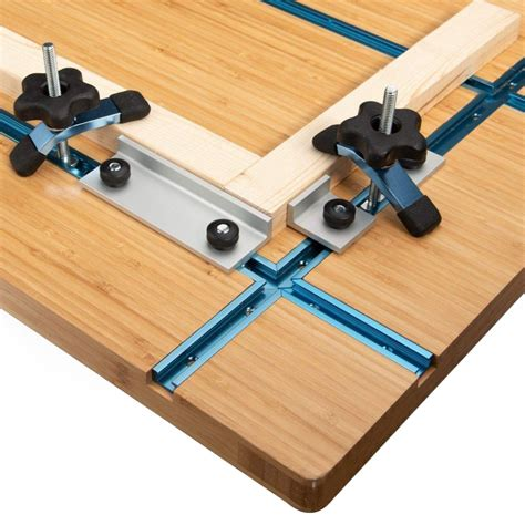 T Track Table
