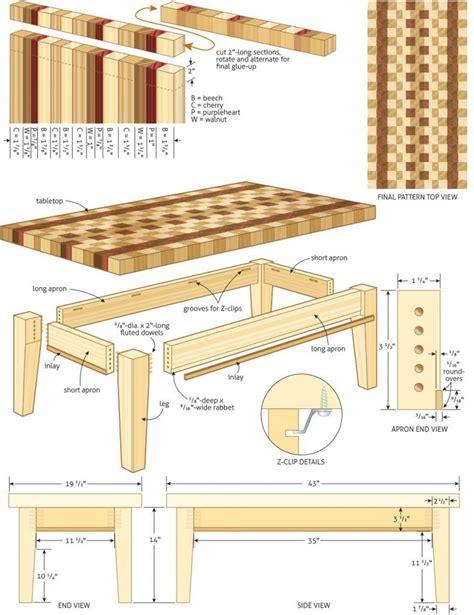 Table Blueprints
