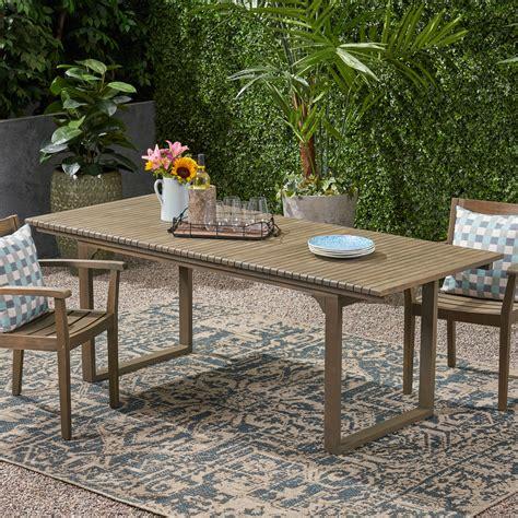 Table For Garden