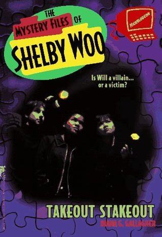Read Books Takeout Stakeout (The Mystery Files of Shelby Woo #2) Online