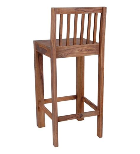 Tall Wooden Chairs