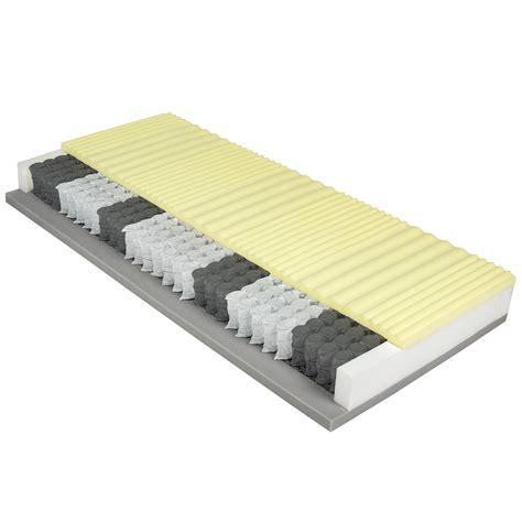 Taschenfederkernmatratze 140x200