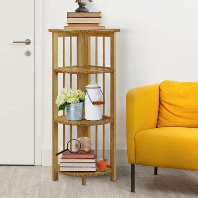 Taube Corner Unit Bookcase