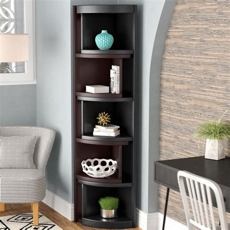Tauranac Corner Unit Bookcase