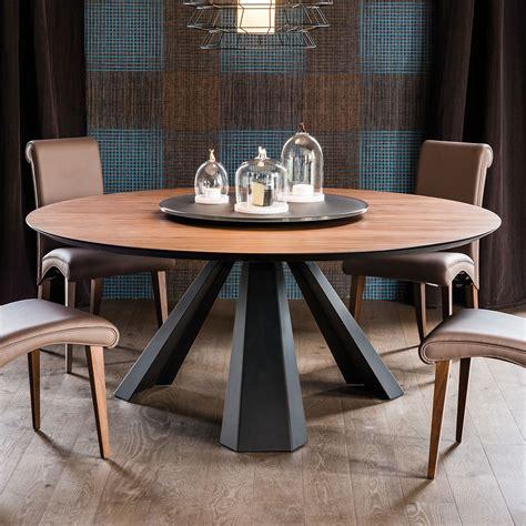 Tavolo Moderno Rotondo