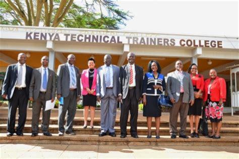 Teachers Training College Application Form Kenya Kenya Technical Trainers College Home
