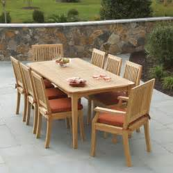 teak outdoor furniture costco