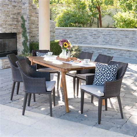 Teak Furnishings Buy Patio Dining Chairs Online At Overstock    Our Best