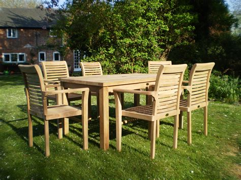 Teak Furnishings Patio Furniture For Outdoor Living D O T  Furniture Limited