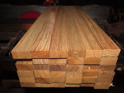 Teak Wood Planks For Sale