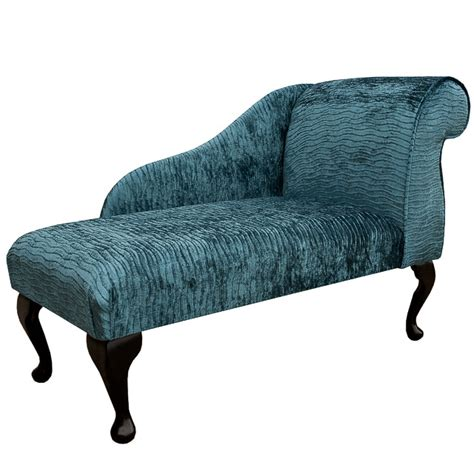 Teal Chaise  Ebay.