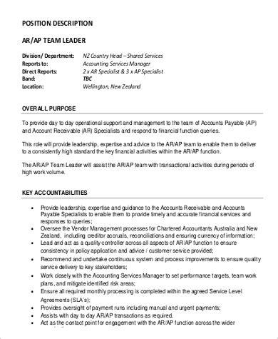 team lead accounts payable resume | - Accounts Payable Resume Examples