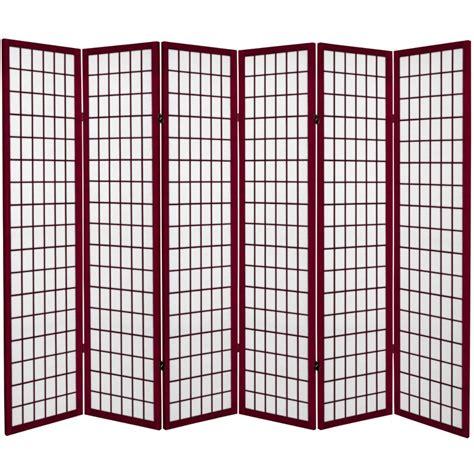 Tejas 6 Panel Room Divider