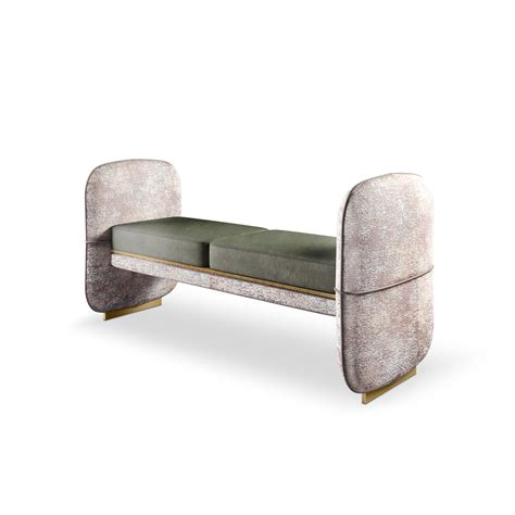 Tennessee Contemporary Bench