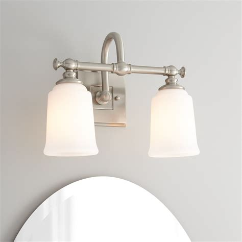Tensed 2-Light Vanity Light