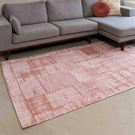 Teppich Altrosa