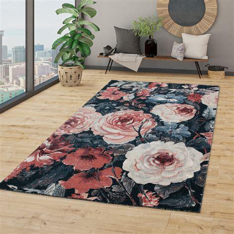 Teppich Blumenmuster
