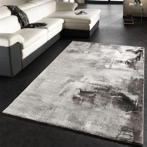 Teppich Schwarz Weiß Grau Teppich Streifen Schwarz Weiß Teppich