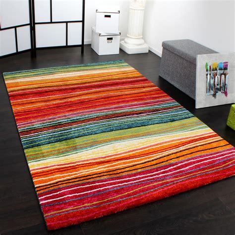 Teppich Streifen