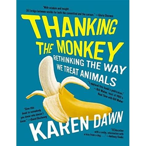 Read Books Thanking the Monkey: Rethinking the Way We Treat Animals Online
