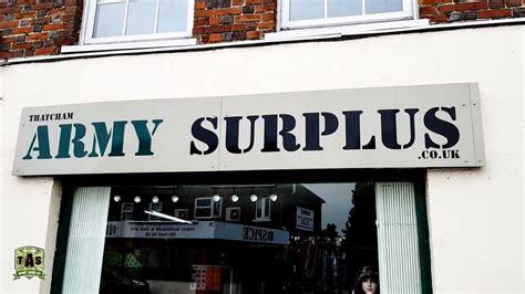 Army-Surplus Thatcham Army Surplus.