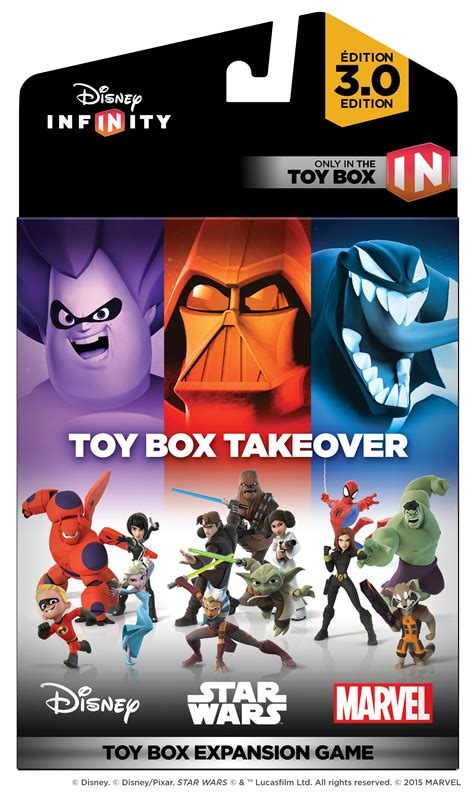 the toy box takeover
