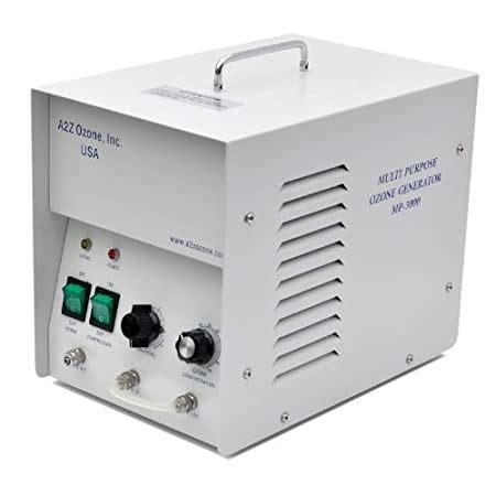 Credit Card Generator With Money 2015 The A2z 3000 Multi Purpose Ozone Generator Amazon