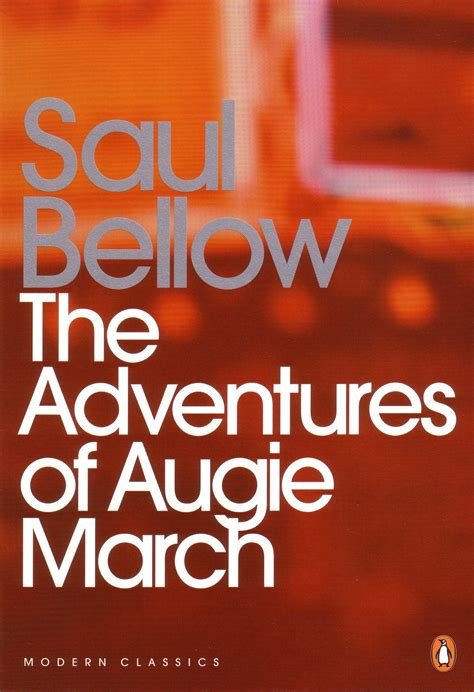 Read Books The Adventures of Augie March Online