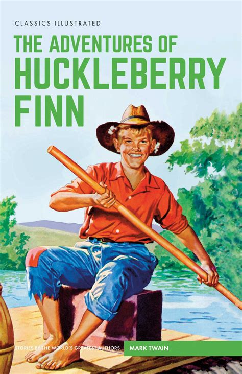 Read Books The Adventures of Huckleberry Finn (Illustrated Junior Library) Online