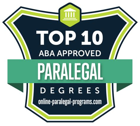 Columbian Lawyers Association First Judicial Department The Best Online Paralegal Programs The Best Schools