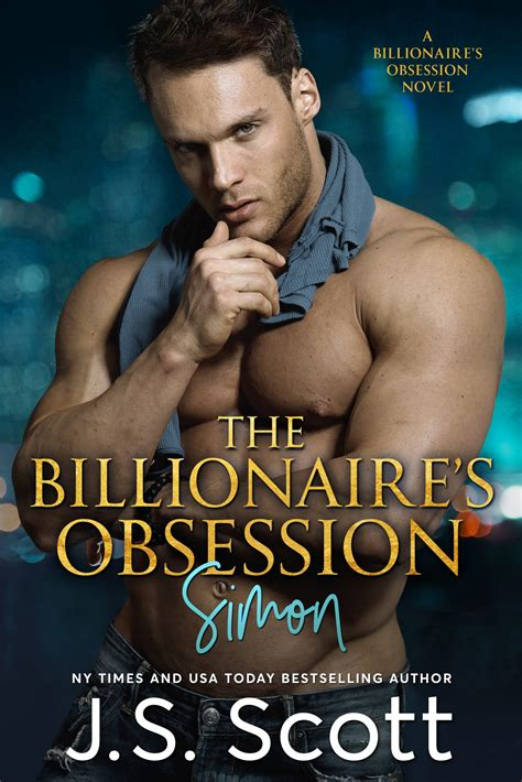 Read Books The Billionaire's Obsession (The Billionaire's Touch Book #2) Online