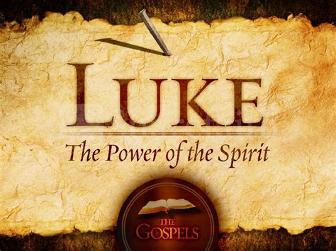 Read Books The Book of Luke Online