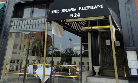 Brass The Brass Elephant Baltimore Md.