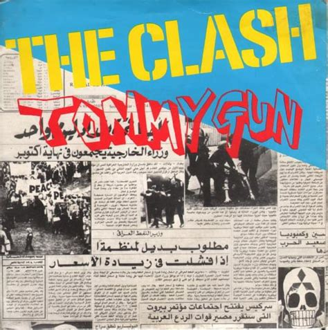 Tommy-Gun The Clash Tommy Gun.