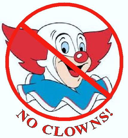 Read Books The Clown Said No Online