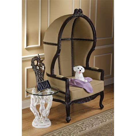 The Cultured Collection Twill Balloon Chair