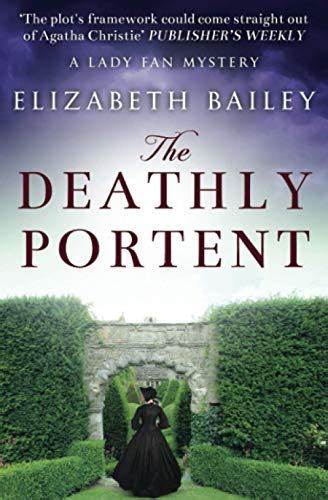 Read Books The Deathly Portent (A Lady Fan Mystery, #2) Online