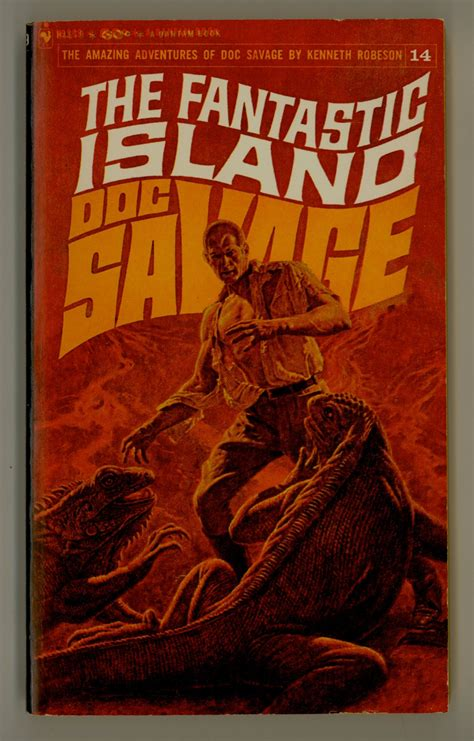 Read Books The Fantastic Island (Doc Savage #14) Online