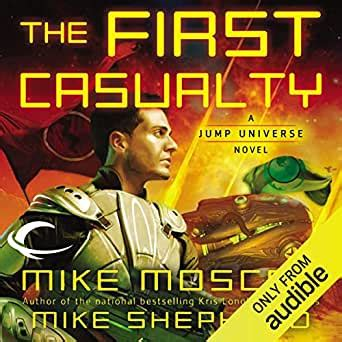 Read Books The First Casualty (Jump Universe, #1) Online