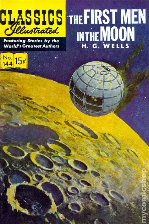 Read Books The First Men in the Moon Online