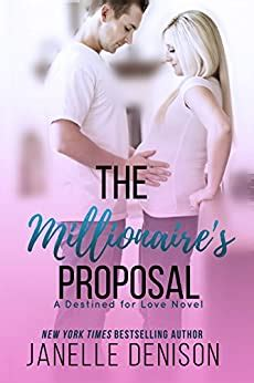 Read Books The Millionaire's Proposal (Destined for Love, #1) Online