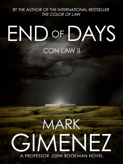 Corporate Lawyer Books The Official Site Of Author Mark Gimenez Books