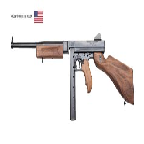 Tommy-Gun The Original Tommy Gun Auto-Ordnance Thompson Semi-Automatic 45 Acp.
