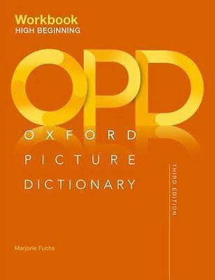 Law Dictionary Download Oxford The Oxford Picture Dictionary Beginning Workbook 1998
