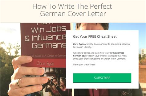 cover letter deloitte consulting the perfect cover letter for germany immigrant spirit gmbh - Deloitte Cover Letter