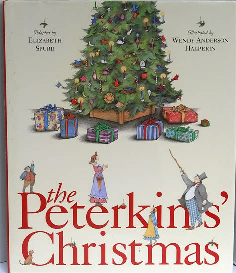 Read Books The Peterkins' Christmas Online